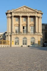 Domaine national de Versailles - English: Castle of Versailles, France