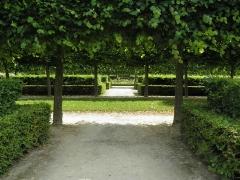 Domaine national de Versailles - Français:   Jardin français au château de Versailles (Yvelines, France).