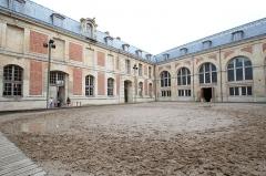 Domaine national : Grandes Ecuries - Grande Écurie de Versailles en France.