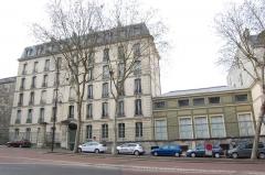 Domaine national : Hôtel des Réservoirs ou Hôtel de Pompadour - English: The hôtel des Réservoirs, or hôtel de la Pompadour, in Versailles