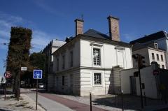 Pavillon de l'octroi - English: Pavillon de l'octroi is a building located 30 boulevard du Roi in Versailles, France.