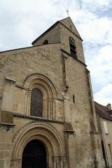 Eglise Saint-Nicolas -  Église de Villennes-sur-Seine - Yvelines (France)