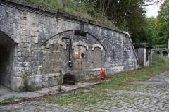 Fort de Saint-Cyr - English: Fort de Saint-Cyr in Montigny-le-Bretonneux, France