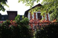 Propriété - English:   Property 39 Albine avenue in Maisons-Laffitte, France.