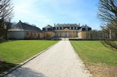 Château de Dommerville - Français:   Château de Dommerville à Angerville (Essonne) en France.