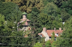 Château de Vauboyen - English: Vauboyen castel in Bièvres, Essonne, France