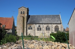 Eglise Saint-Louis - English: Saint-Louis church of Boissy-le-Sec, France
