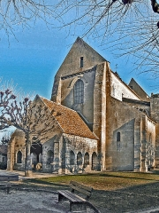 Eglise Notre-Dame - This building is classé au titre des monuments historiques de la France. It is indexed in the base Mérimée, a database of architectural heritage maintained by the French Ministry of Culture,under the reference PA00087856 .