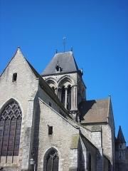 Eglise Saint-Basile -  Étampes