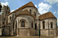 Eglise Saint-Martin - This building is classé au titre des monuments historiques de la France. It is indexed in the base Mérimée, a database of architectural heritage maintained by the French Ministry of Culture,under the reference PA00087895 .