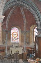 Eglise Saint-Martin - Français:   Intérieur. Collégiale Saint-Martin à Étampes (Essonne, France)