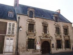 Maison dite de Diane de Poitiers -  Hôtel di de Diane de Poitiers à Étampes (91