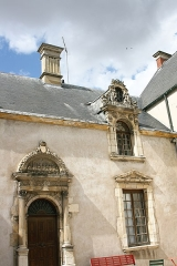 Maison dite de Diane de Poitiers - Deutsch:   Maison de Diane de Poitiers in Étampes im Département Essonne (Île-de-France)