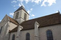 Eglise Saint-Etienne - Deutsch: Kirche Saint-Étienne in Étréchy im Département Essonne (Île-de-France)