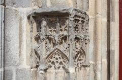 Eglise Saint-Pierre - Église Saint-Pierre de Limours en France.
