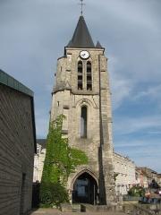 Eglise Sainte-Marie-Madeleine - Église Sainte-Marie-Madeleine de Massy