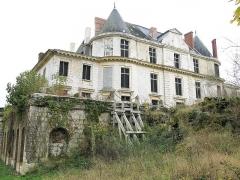 Domaine de Méréville - Français:   Méréville (Essonne)_Château-7