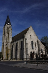 Eglise - English:  Church Our Lady of the Assumption