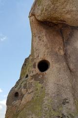 Menhir - English: Milly-la-Forêt, Essonne, France. Pierre Droite.