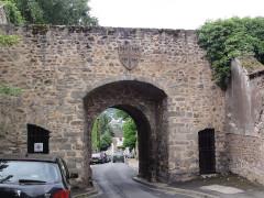 Porte Baudry - Français:   Montlhéry (Essonne) Porte Baudry