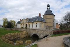 Château - This building is en partie classé, en partie inscrit au titre des monuments historiques de la France. It is indexed in the base Mérimée, a database of architectural heritage maintained by the French Ministry of Culture,under the reference PA00088002 .