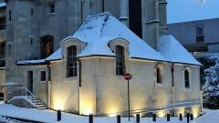 Eglise Saint-Martin - Français:   Eglise Saint Martin de Meudon, 7 février 2018