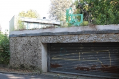 Maison André-Bloc - Français:   Maison Bloc à Meudon en France. Maison de gardien, 12 rue du Bel-Air.