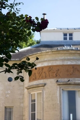 Maison de plaisance de J.-J. Huvé - English:   House of Jean-Jacques Huvé in Meudon sur Seine