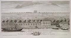 Domaine de Bellevue : glacières de l'ancien château de Bellevue -