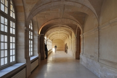 Ancienne abbaye du Val-de-Grâce, puis hôpital militaire - English: Former cloister of Val-de-Grâce in the 5th arrondissement of Paris in France.
