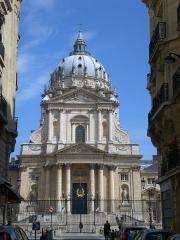 Ancienne abbaye du Val-de-Grâce, puis hôpital militaire - Paris, Église du Val-de-Grâce, J.H.Mansart, 1645-65