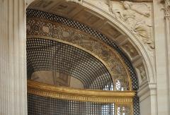 Ancienne abbaye du Val-de-Grâce, puis hôpital militaire - English: Interior of the church of Val-de-Grâce in the 5th arrondissement of Paris in France.