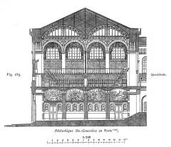 Bibliothèque Sainte-Geneviève -