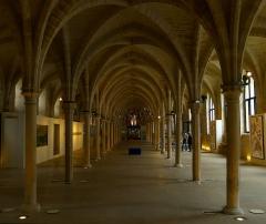 Ancien couvent des Bernardins - Collège des Bernardins (Classé) - Paris V
