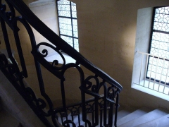 Ancien couvent des Bernardins - Escalier, Collège des Bernardins