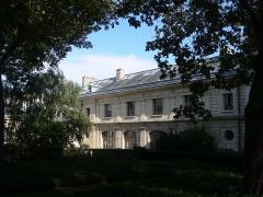 Ecole polytechnique  (Voir aussi : Enceinte de Philippe-Auguste) - Paris - ministère de la Recherche (ancienne école polytechnique)