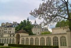 Ecole polytechnique  (Voir aussi : Enceinte de Philippe-Auguste) - École polytechnique
