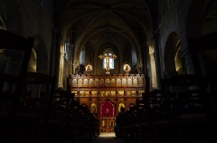 Eglise Saint-Julien-le-Pauvre - English: Église Saint-Julien-le-Pauvre, Paris, France.