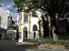 Eglise Saint-Médard - Français:   Paris, France. EGLISE SAINT MEDARD. (PA00088417)