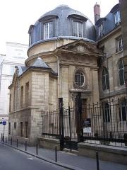Ancienne faculté de médecine, actuellement Maison des étudiants - English: View of the Hôtel Colbert at rue de l'Hôtel-Colbert in Paris