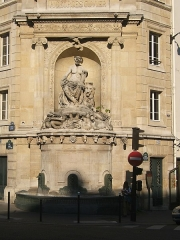 Fontaine Cuvier -  Fontaine Cuvier (Paris, France)