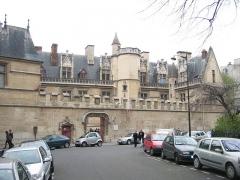 Ancien hôtel de Cluny et Palais des Thermes, actuellement Musée National du Moyen-Age -  Musée & Hotel de Cluny - Paris
