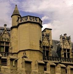 Ancien hôtel de Cluny et Palais des Thermes, actuellement Musée National du Moyen-Age - Hôtel de Cluny et Palais des Thermes (Classé)