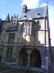 Ancien hôtel de Cluny et Palais des Thermes, actuellement Musée National du Moyen-Age - Site situé au Coeur de Paris Vème Arrondissement. Les Jardins sont très agréables, les batiments abritent le Musée du Moyen Age