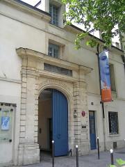 Ancien hôtel de Miramion, ancien musée de l'Assistance publique -