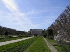 Jardin des Plantes et Museum national d'Histoire naturelle - Jardin des plantes de Paris (Île-de-France, France).
