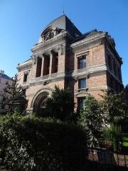 Jardin des Plantes et Museum national d'Histoire naturelle - Jardin des Plantes de Paris.