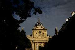 Sorbonne (La) - Español: Imagen de la Sorbona