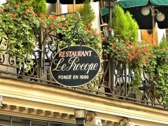 Café Le Procope - Français:   Paris, France. Restaurant LE PROCOPE. (PA00088496)