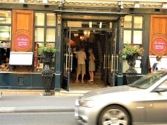 Café Le Procope - Français:   Paris, France. Restaurant LE PROCOPE (Entrance-3)(PA00088496)